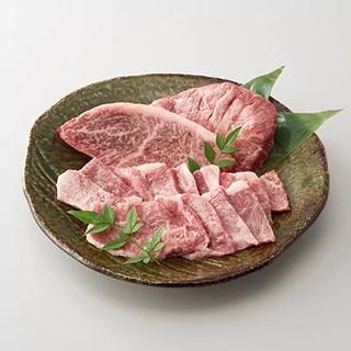 ふるさと納税 牛肉「佐賀牛イチボとトモサンカクの希少部位焼肉セット 500g」