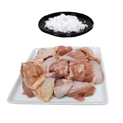 ふるさと納税 鶏肉「創業40年の歴史ある味 「とり幸」から揚げ用味付け鶏肉2.6kg」