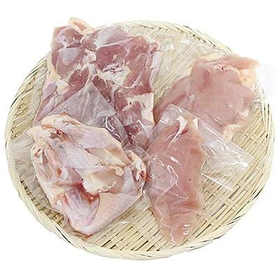【京都府認定】京地どりお肉セット約1kg
